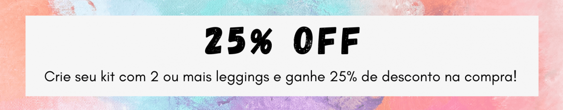25%offleggings