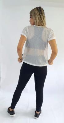 Blusa Athletic Branca